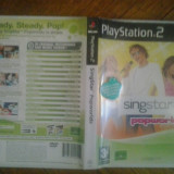 Singstar - Popworld - PS2 - Jocuri PS2, Board games, 3+, Multiplayer