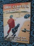 ERIC CLAPTON LIVE ON TOUR 2001 Los Angeles (1 DVD ORIGINAL - CA NOU!!!)