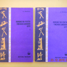 INDRUMATOR PENTRU TINICHIGII CAROSIERI AUTO H Freifeld 2 volume - Carti auto