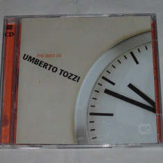 Vand cd UMBERTO TOZZI-The best of - Muzica Pop warner