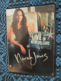 NORAH JONES - LIVE IN NEW ORLEANS 2002 (1 DVD ORIGINAL - CA NOU!!!)
