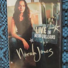 NORAH JONES - LIVE IN NEW ORLEANS 2002 (1 DVD ORIGINAL - CA NOU!!!) - Muzica Blues