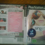 Singstar 80's - PS2 ( GameLand ) - Jocuri PS2, Board games, 3+, Multiplayer