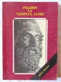 """""""PELERIN LA TEMPLUL LUMII"""", Anca Balaci, 1990. Carte noua, Alta editura"""
