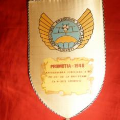 Fanion Aviatie - Aeroclub Gh.Banciulescu -Ploiesti - Jubiliare