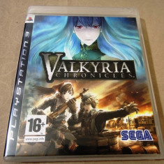 Joc Valkyria Chronicles, PS3, original, alte sute de jocuri! - Jocuri PS3 Sega, Actiune, 18+, Single player