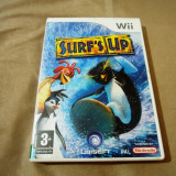 Surf's Up, pentru Wii, original, PAL, alte sute de jocuri - Jocuri WII Ubisoft, Actiune, 3+, Single player