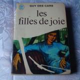 Guy des Cars - Les Filles de Joie - in franceza - Carte in franceza