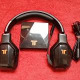 Casti Tritton Primer Wireless pentru Xbox 360 ( lipsa headset connector cable ) - Casca PC Triton, Casti cu microfon