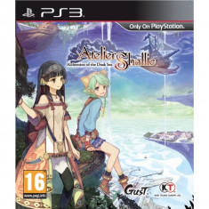 PE COMANDA Atelier Shallie Alchemists of the Dusk Sea PS3 - Jocuri PS3 Rockstar Games, Role playing, 12+, Single player