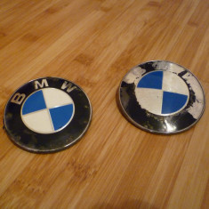 Emblema logo ornament capac carcasa Bmw ! - Embleme auto