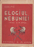 ERASME - ELOGIUL NEBUNIEI ( 1942 )