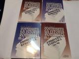 JEAN ANCEL - CONTRIBUTII LA ISTORIA ROMANIEI,4 VOL,R7