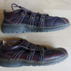 Pantofi Dr. Jurgens din piele naturala, Antistress-Feeling; marime 38;impecabili, Cu talpa joasa, Tommy Hilfiger
