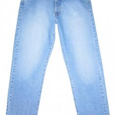 DIESEL - Made in Italy - (MARIME: 32) - Talie = 80 CM / Lungime = 112, 5 CM - Blugi barbati Diesel, Culoare: Albastru, Prespalat, Drepti, Normal