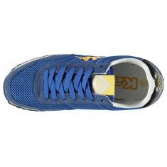 Adidasi Originali Kappa Neelix II Mens Trainers Noi la Cutie Albastri PROMOTIE - Adidasi barbati, Marime: 42 2/3, 42.5, 43, 43 1/3, 44, 44 2/3, 44.5, 45 1/3, Culoare: Albastru