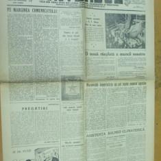 Universul 26 aprilie 1952 intampinarea zilei de 1 mai