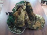 Sapca cu urechi camuflaj - 30 lei
