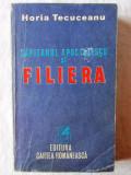 """CAPITANUL APOSTOLESCU SI FILIERA"",  Horia Tecuceanu, 1981"