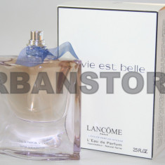 Parfum Tester Lancome La Vie Est Belle Intense + LIVRARE GRATUITA! - Parfum femeie Lancome, Apa de parfum, 75 ml, Floral