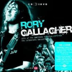 RORY GALLAGHER Live At Montreux 19751994 (cd+2dvd) - Muzica Blues