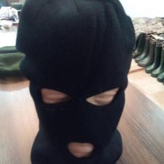 Cagula neagra tricotata Treesco - 20 lei