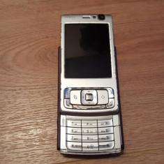 Nokia N95 - 129 lei - Telefon Nokia, Maro, Nu se aplica, Neblocat, Single SIM, Fara procesor