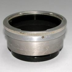 Inel macro pentru Pentacon Six (40) - Inel macro obiectiv foto