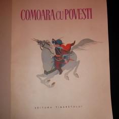 Comoara cu Povesti, (ilustratii Livia Rusz)1967 - Carte de povesti