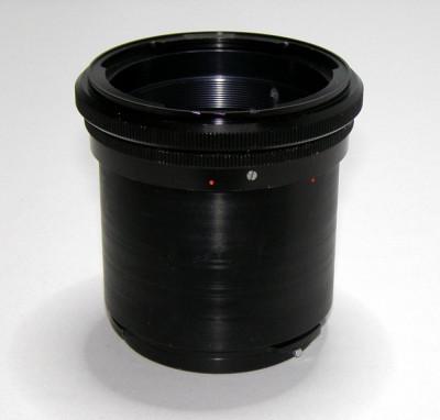 Inel macro pentru Pentacon Six (50) foto