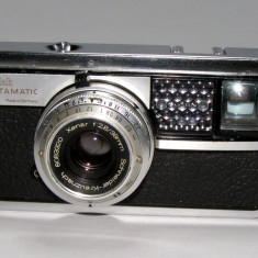 Aparat vintage foto cu film Kodak Instamatic 500(1191) - Aparat Foto cu Film Kodak