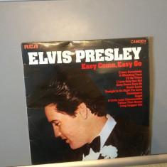 ELVIS PRESLEY - EASY COME, EASY GO (1970/ RCA REC/ UK) - Vinil/Vinyl/Rock'n'roll - Muzica Rock rca records