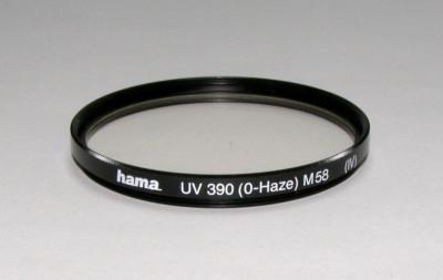 Filtru UV marca Hama 58mm(04) foto