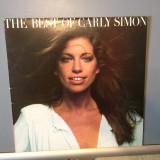 CARLY SIMON - THE BEST OF (1975/ ELEKTRA  REC/ RFG ) -  Vinil/Vinyl