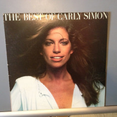 CARLY SIMON - THE BEST OF (1975/ ELEKTRA REC/ RFG ) - Vinil/Vinyl - Muzica Pop warner