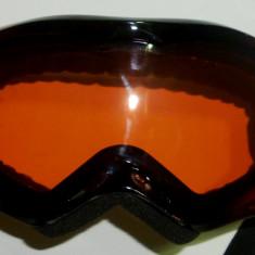 Ochelari copii MOREY ski snowboard 15 cm lentila dubla anticeata transp inclus - Ochelari ski
