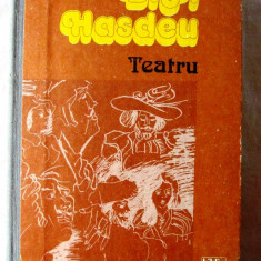 TEATRU, B. P. Hasdeu, 1982. Editie ingrijita de Constantin Cublesan. Carte noua - Carte Teatru