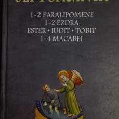 Septuaginta 3. Paralipomene • Ezdra • Ester • Iudit • Tobit • 1-4 Macabei, Polirom