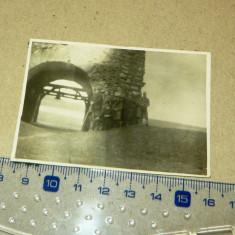 Fotografie veche - snagov 1931 - biserica vlad tepes - 2+1 gratis - RBK11085