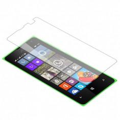 Folie Protectie Sticla Nokia Lumia 435 Tempered Glass - Folie de protectie Nokia, Lucioasa