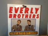 THE EVERLY BROTHERS - GREATEST HITS (1979/ K-TEL REC/ HOLLAND ) -  Vinil/Vinyl, decca classics