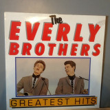 THE EVERLY BROTHERS - GREATEST HITS (1979/ K-TEL REC/ HOLLAND ) -  Vinil/Vinyl