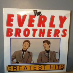 THE EVERLY BROTHERS - GREATEST HITS (1979/ K-TEL REC/ HOLLAND ) - Vinil/Vinyl - Muzica Rock decca classics