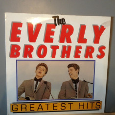 THE EVERLY BROTHERS - GREATEST HITS (1979/ K-TEL REC/ HOLLAND ) - Vinil/Vinyl - Muzica Rock decca classics