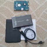 HDD intern SATA sau extern USB pt. diagnoza Mercedes Star C3 C4 C5 DAS XENTRY