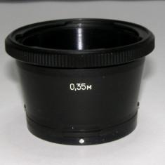 Inel macro pentru Pentacon Six (47) - Inel macro obiectiv foto