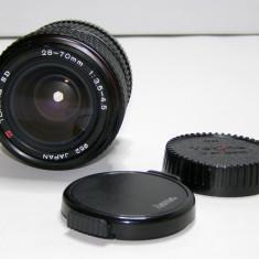 Obiectiv Tokina SD 28-70mm 1:3.5-4.5 montura Y/C(1160) - Obiective RF (RangeFinder)