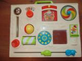 OKAZIE Centru de activitati Fisher-Price bebelus Vintage de colectie
