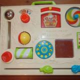 OKAZIE Centru de activitati Fisher-Price bebelus Vintage de colectie - Jucarie interactiva