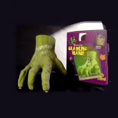 Mana de zombie care se misca cu efecte sonore, Zoombieland